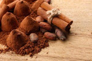 שוקולד מקור לאנרגיה וכל זה ללא חלבונים