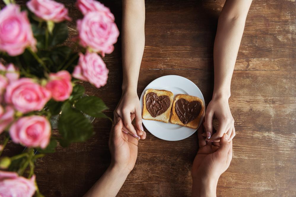 הצעת נישואין בסדנת שוקולד